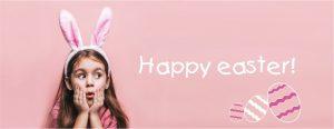 Über Ostern geschlossen!